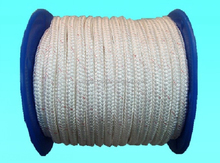 China Supplier high breaking strength 5/8 double braid nylon rope