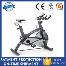 Professional Spin Bike SB468 Indoor Cycle Exercise Bike with 22 kg Flywheel Hand Pulse and Big Computer