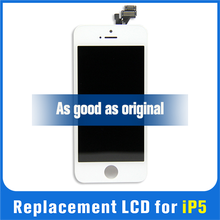For apple iphone 5 lcd display touch screen digitizer tool replacement assembly