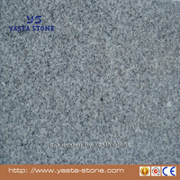 Yasta Cheap black 80x80 outdoor granite floor tile for sale