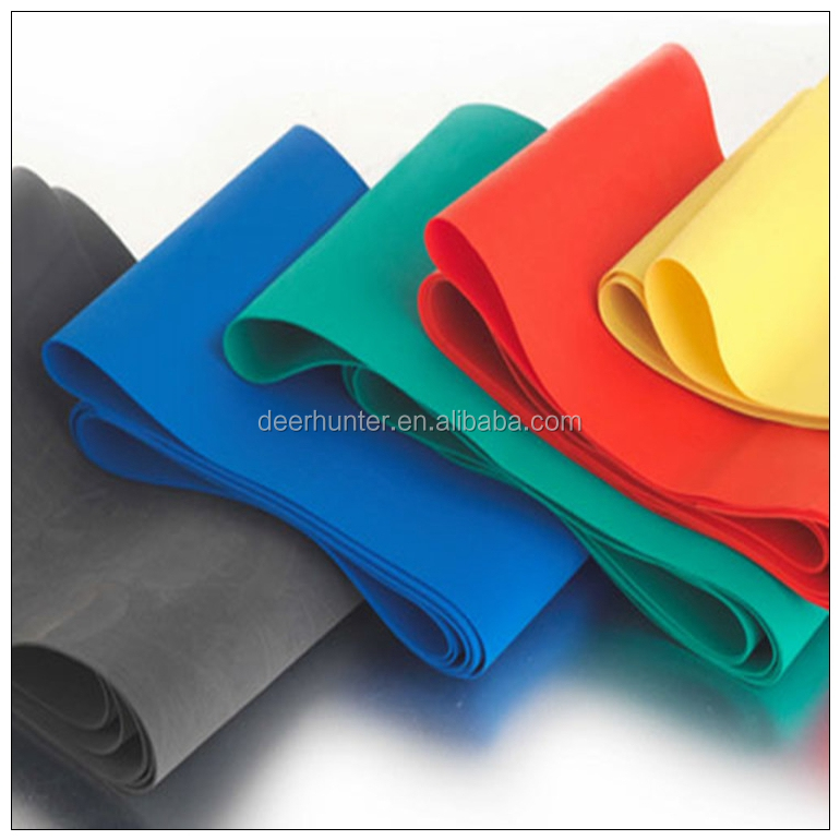 0.25mm 0.3mm 0.4mm 0.5mm 0.6mm 0.7mm 0.8mm 0.9mm Natural Latex Rubber Sheet