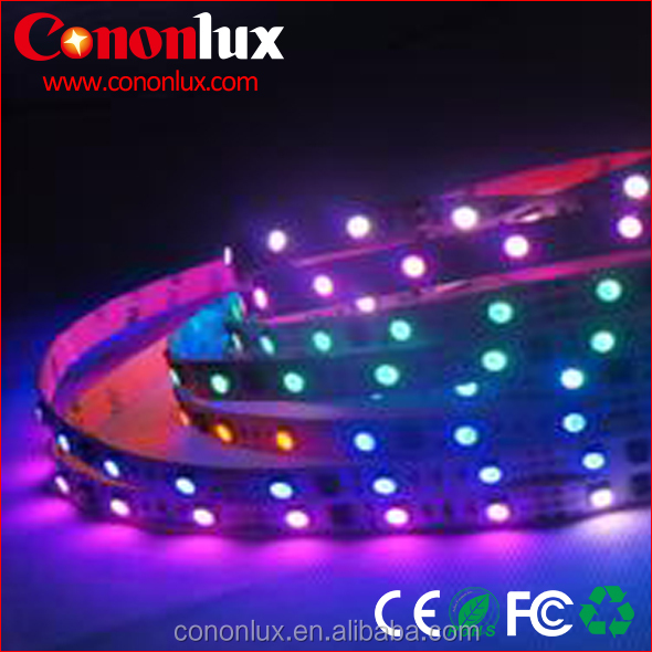 DC12v 5050 CE Rohs Led Strip, Remote Controlled Battery Operated Led Strip Light, 5050 Led Strip Light
