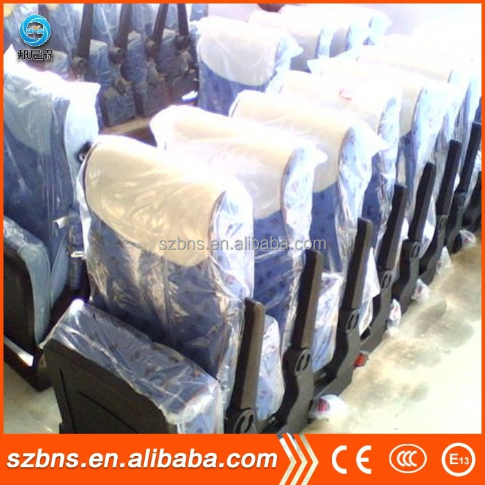 Professional folding seat guide seat for sale car/bus isri seat with high quality