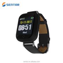 Sentar waterproof gps watch with heart rate monitor Mobile Phone V82S smart Watch for elderly