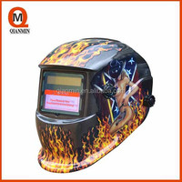 manufacture sale price HX-TN08 Automatic welding helmet custom welding masks Solar welding helmet