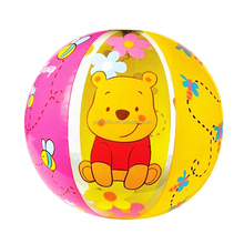 Funny kids inflatable ball wholesale beach ball