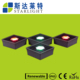 easy installation green Lithium Battery solar power led brick for greenway