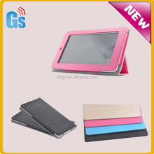Selling Mobile Phone Accessory Leather Filp Case For Huawei Mediapad T1 8.0 S8-701w/u T1-823l T1-821W Smart Cover