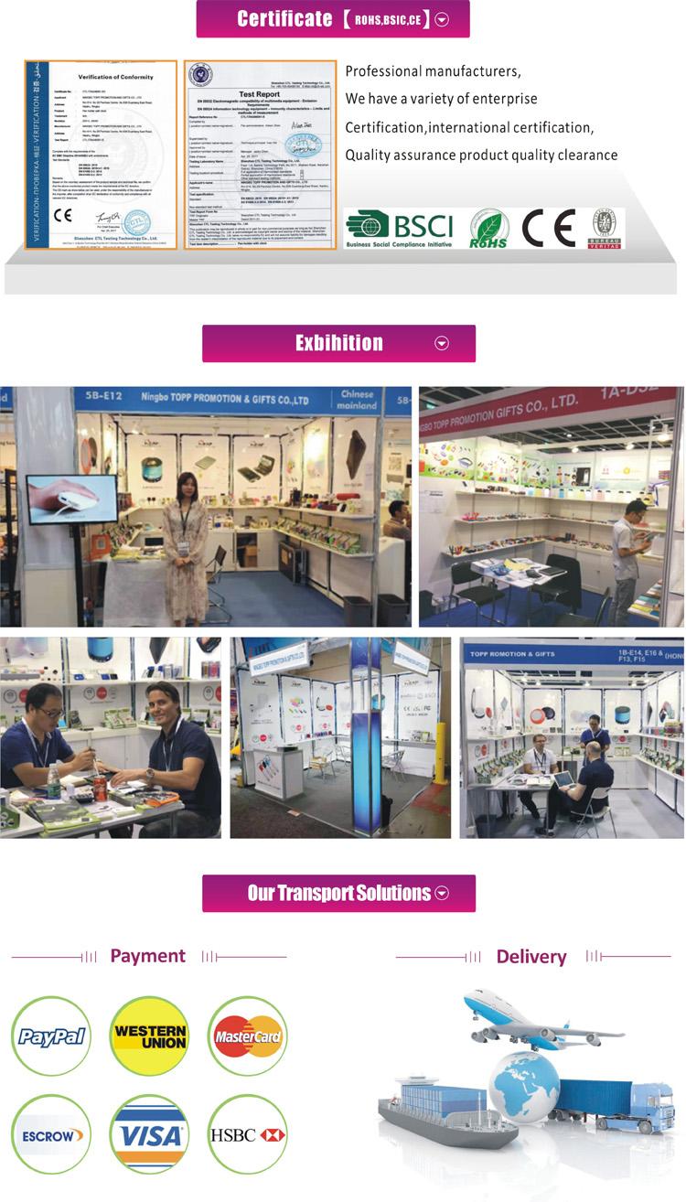 Artigo quente da promoção da PARTE SUPERIOR Mini alumínio que obstrui o suporte de cartão do negócio do metal de Rfid da carteira do crédito