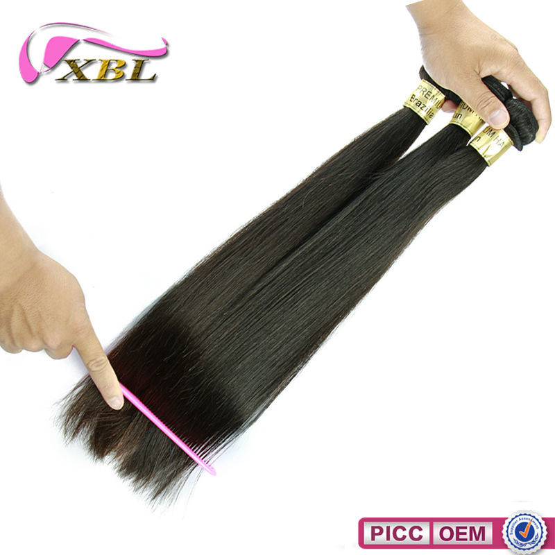 Best selling virgin brazilian human hair , 100% Brazilian Hair