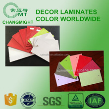 HPL-LIGHT GREEN laminated sheets/plain color Formica 1300*2800