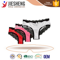 customized sexy panty with transparent lace ,OEM supplier sexy panty item made in China /girls in transparent sexy panties