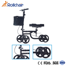 Popular Mobility Foldable Cart Walker With Knee Support