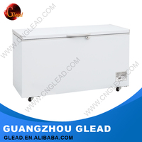 Restaurant Equipment portable used industrial deep freezers