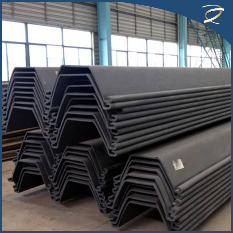 Hot Sell U Type Steel Sheet Pile For Construction