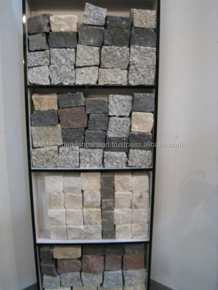 cobble and cube stone