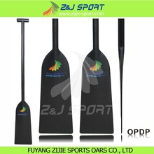 Hot Selling Full Carbon Fiebr One-Piece Dragon Boat Paddle IDBF