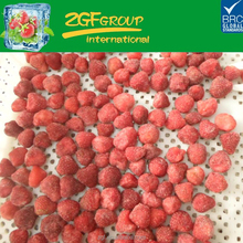hot china frozen strawberry iqf strawberry slice