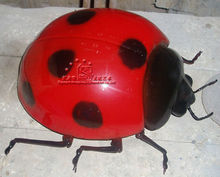 Big Size Ladybug Insects Robotic model