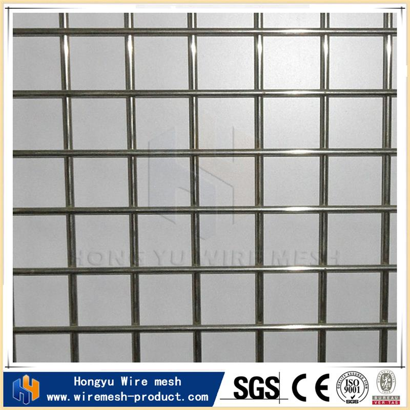 steel structure building concrete reinforcement wire mesh galvanized dog wire fence panels