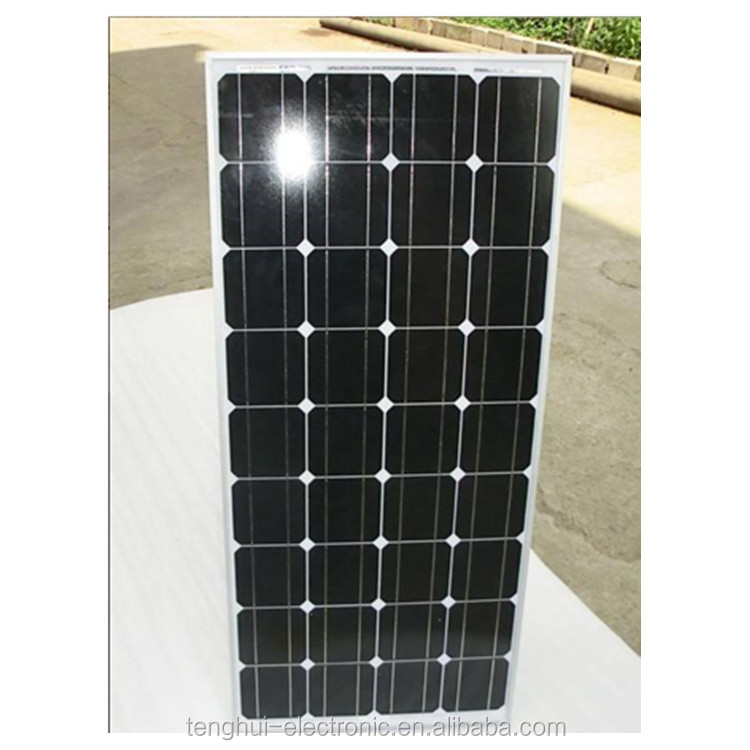 Superior quality mono 120v solar panel for sale