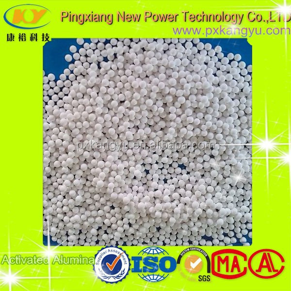 activated alumina desiccant msds
