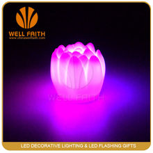 Cheap Pink lighting led candle shenzhen