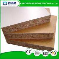 Wood particle board/melamine chipboard
