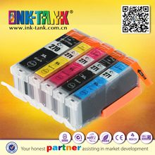 High capacity for canon PGI-270 CLI-271 compatible printer ink cartridge with chip