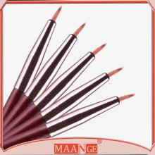 MAANGE High End Dual End Makeup Brush Eyeliner Brush&Eyeshadow Brush
