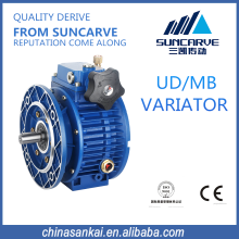 stepless speed variator UDL series