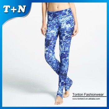 chinese leading oem manufacturer of custom yoga pants