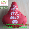 Promotional Polyester Bike Seat Cover