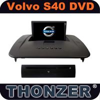 New Volvo S40 Car DVD With GPS+buletooth+USB+hot Selling