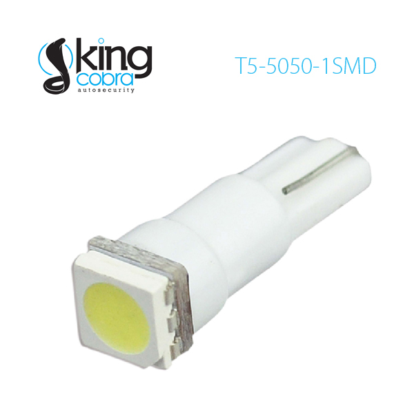 yellow LED Car Bulb with different color optionalDC12V