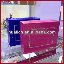 Piano lacquer finish super grade arabic wooden chocolate box