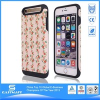 mobile case printing hard 3d sublimation case for apple iphone 6 plus