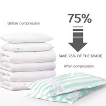 Hot sale storage vacuum bag for space saving