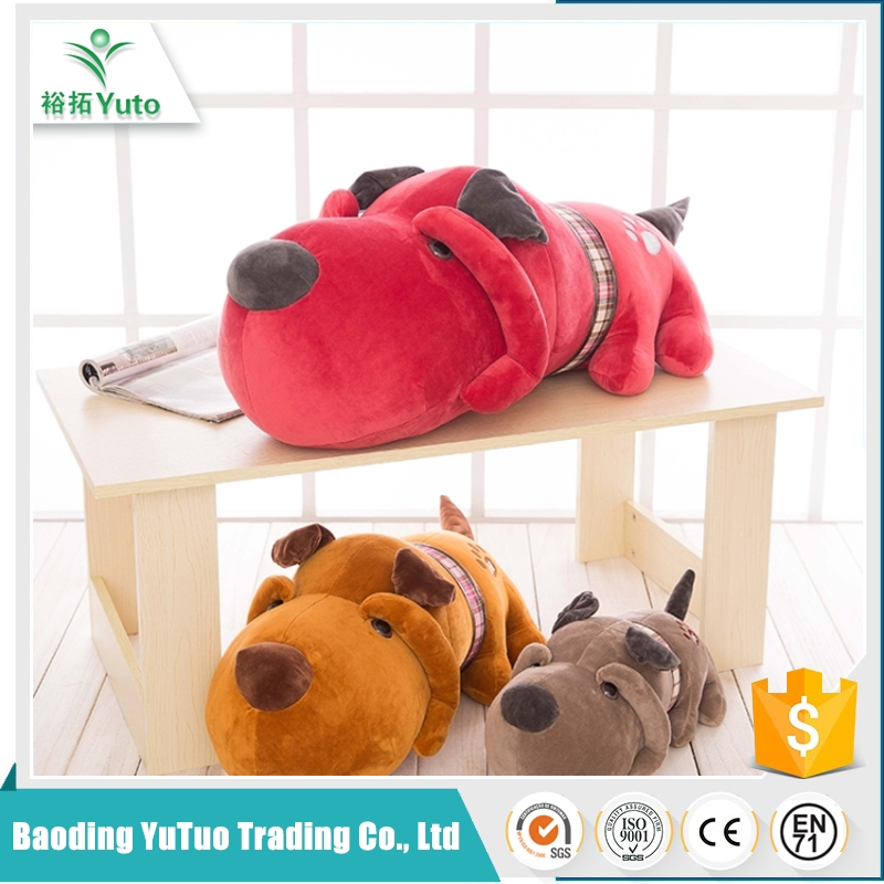 2016 hot sale new design cheap lovely custom plush and stuffer dog toys plush animal sex toys