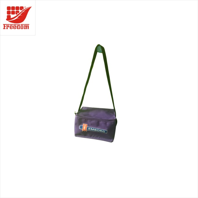 Printed Cheap EPE PEVA Oxford Cooler Bag