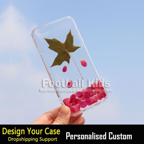 Printing transparent tpu case for iPhone 6 mobile phone cover case, custom phone cases for iPhone 6