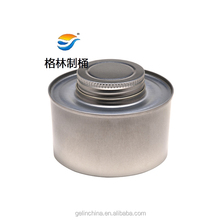 Best price Alcohol tin can both for solid and liquid alcohol
