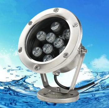 garden use LED 18w underground lamp