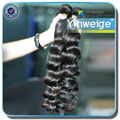 natural loose wave brazilian virgin remy clip in hair extension