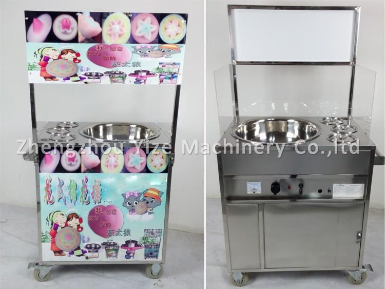 cotton machine commercial use