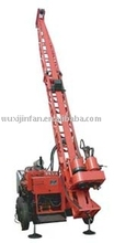 Core exploration drilling rig, YDX-1200, made in China