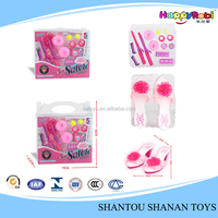 Hot sales plastic types of hair setting set toy