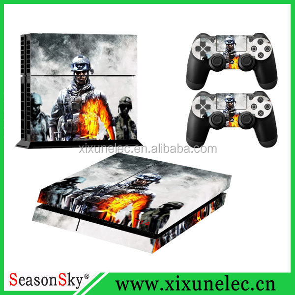 Sticker Skin for PS4 Vinyl Sticker