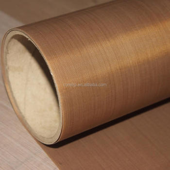 PTFE coated fiberglass fabric used for adhesive tape base fabric