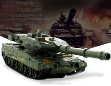 Diecast 1 40 metal tank military model for collection